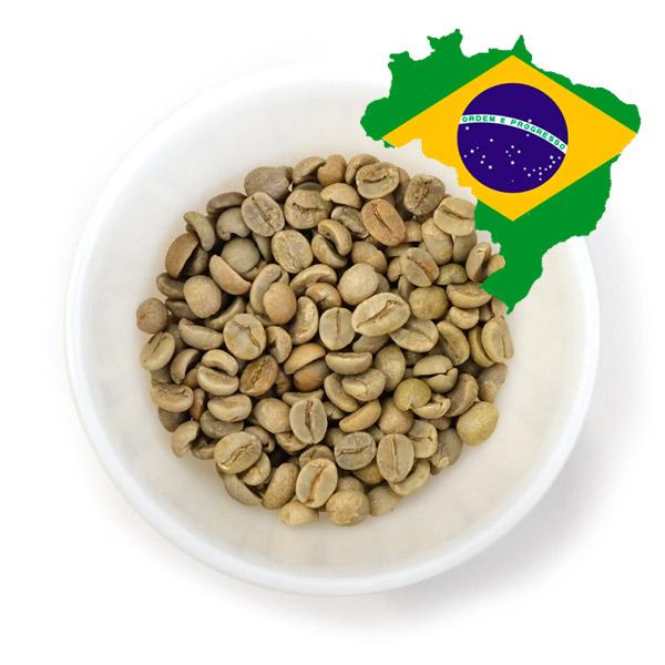 Зеленый кофе Бразилия