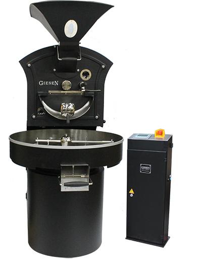 Кофе-ростер Giesen W15A