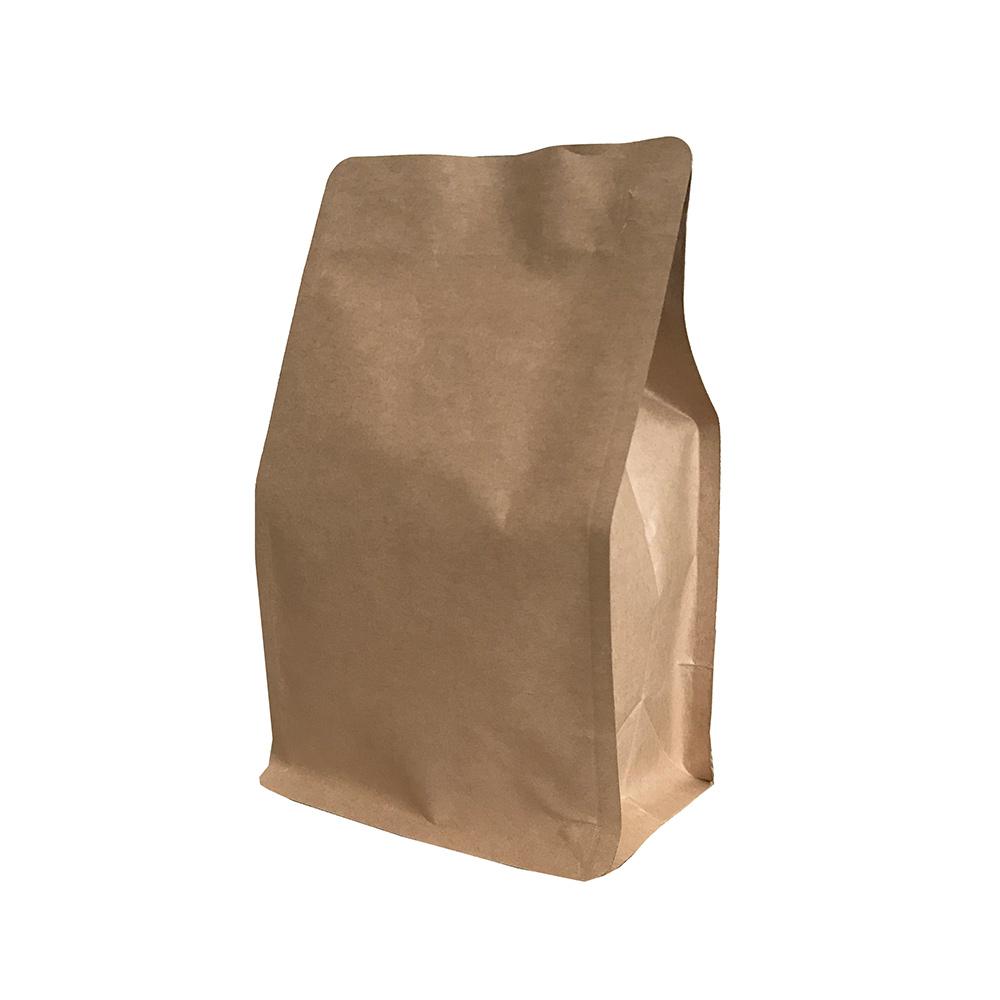Крафт пакет на 250 грамм для кофе
