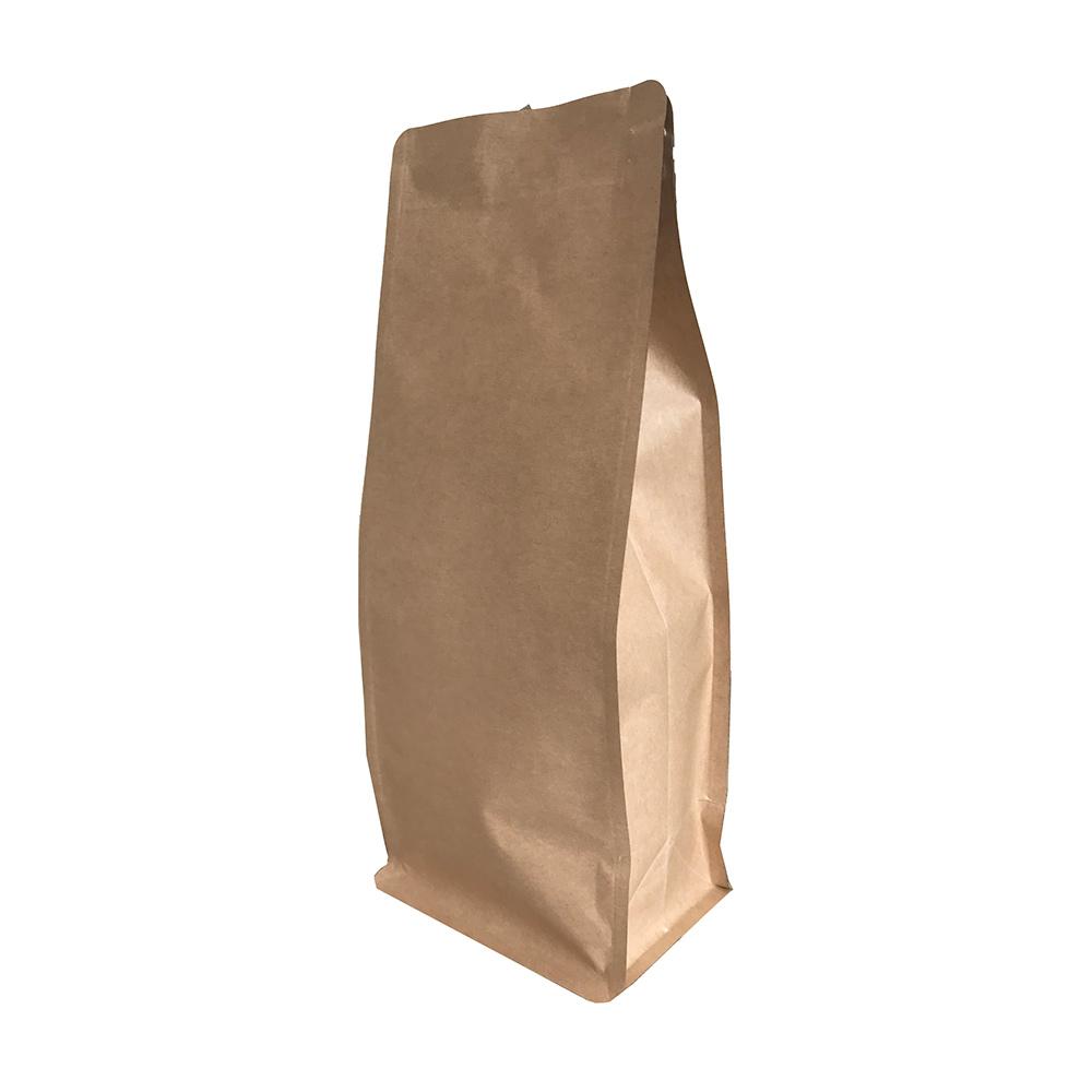 Крафт пакет для упаковки кофе