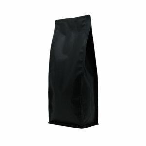 Упаковка для кофе на 1000 г черный