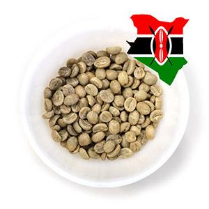 зелёный кофе из Кении